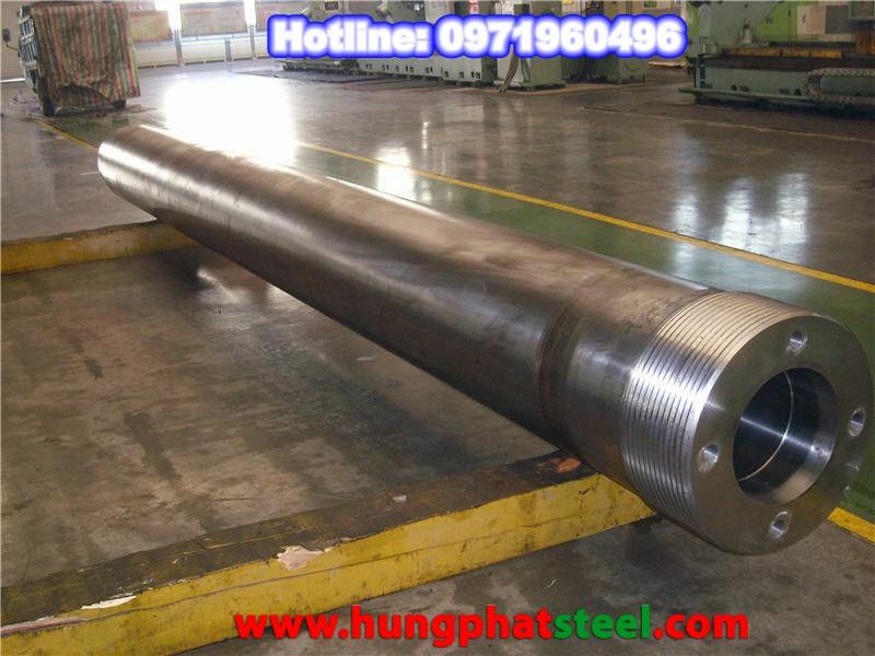 ống thép đúc chịu áp lực
