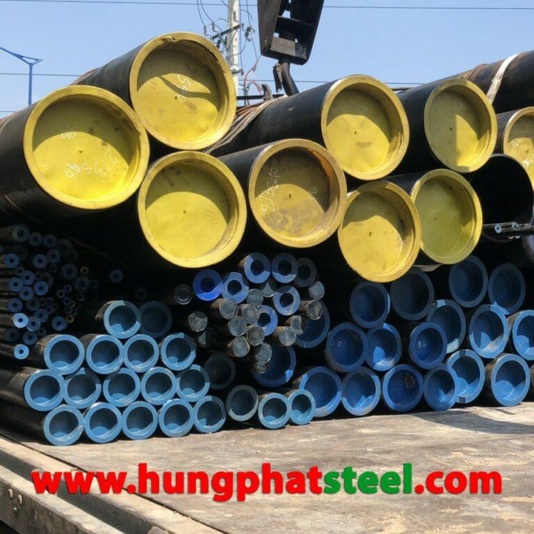ống thép đúc carbon